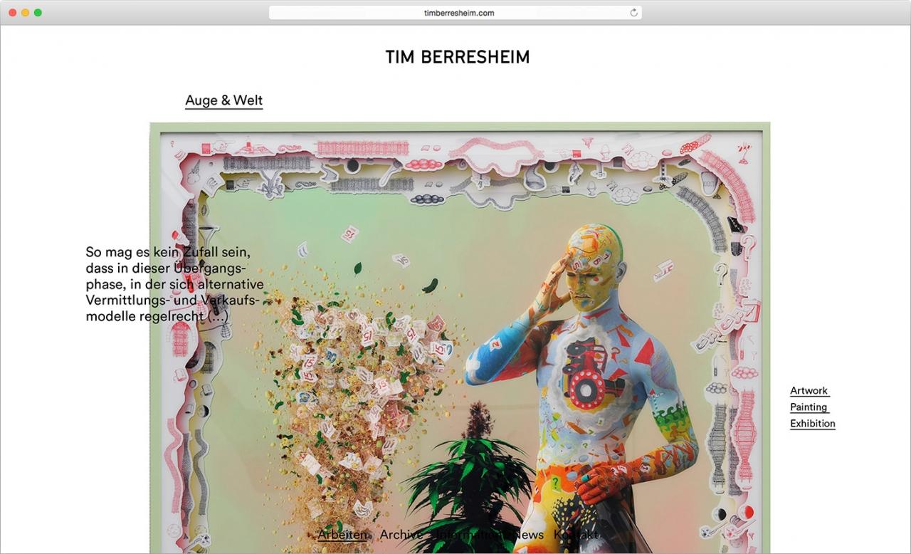 C/O Tim Berresheim