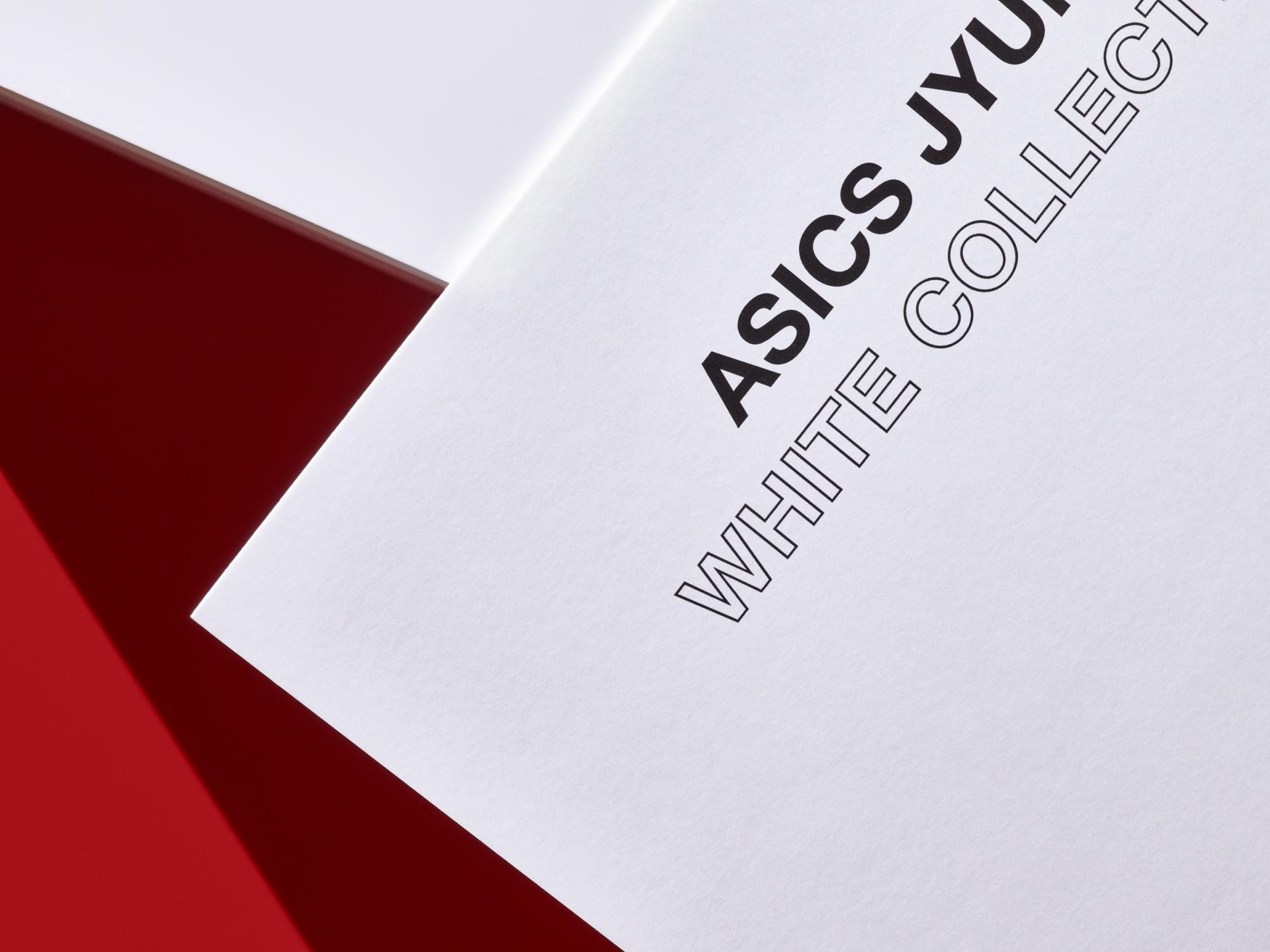 C/O ASICS JYUNI White