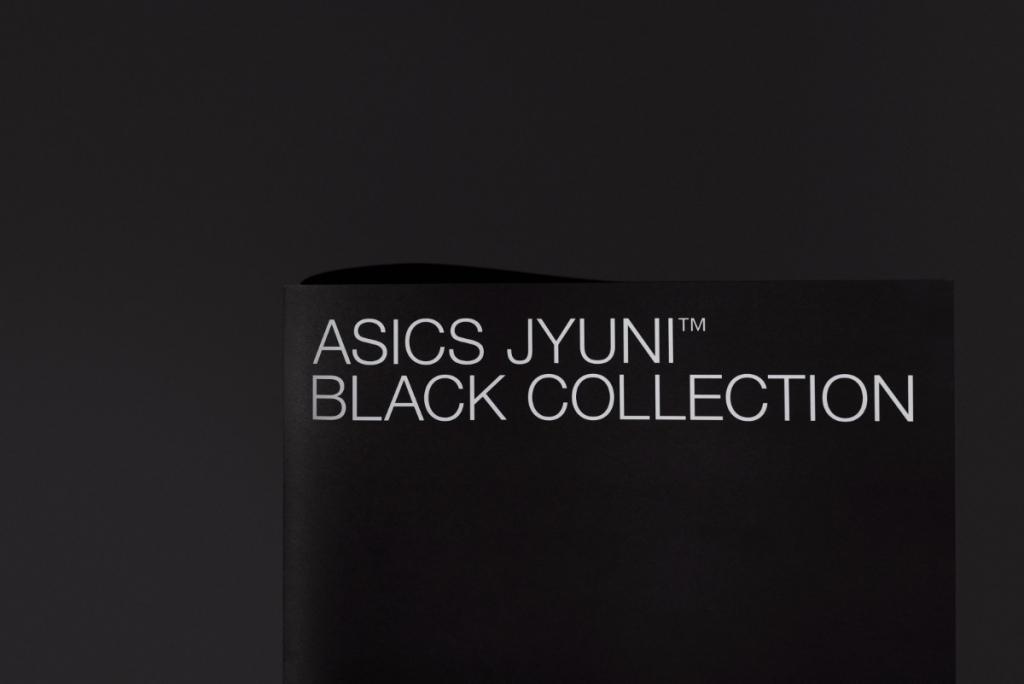 C/O ASICS JYUNI Black